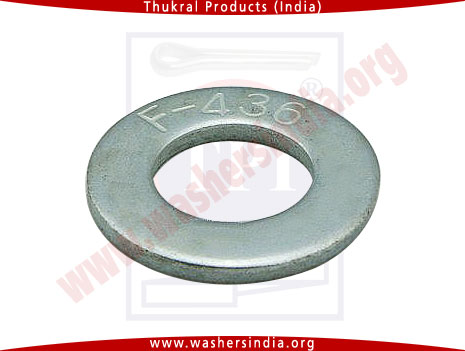 astm f436 hardened flat washers manufacturers exporters suppliers in india