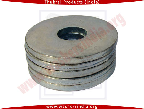 plain washers, mild steel plain washer, din125, din126 washers manufacturers exporters in india