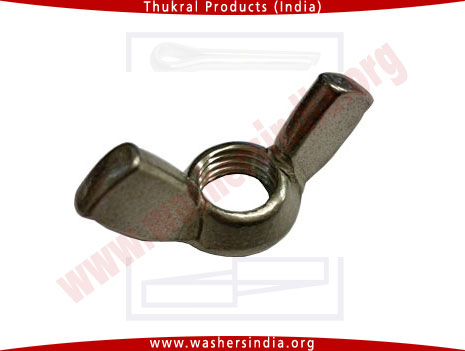 wing nut wing nuts manufacturers exporters in india punjab ludhiana