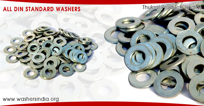 flat washers plain washers steel washers all din ms washers manufacturers suppliers exporters in india punjab ludhiana